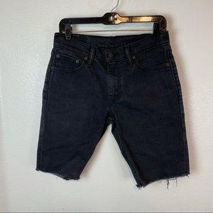 Men's Levi's 511 Denim Shorts
